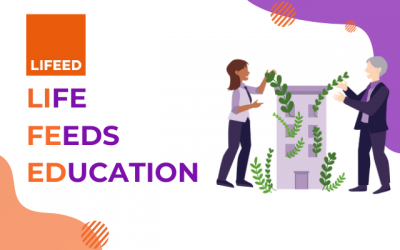 Da oggi siamo Lifeed: Life Feeds Education