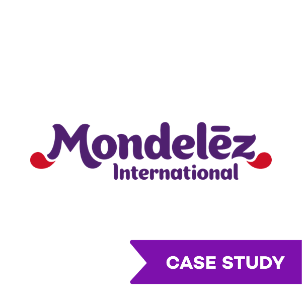 Mondelez case study